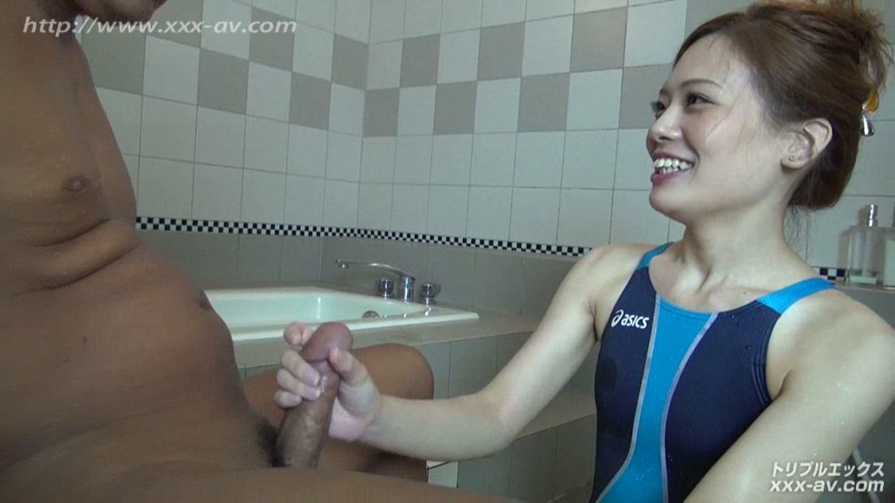 競泳水着新人ソープ嬢 一条あいね フルハイビジョン 前編