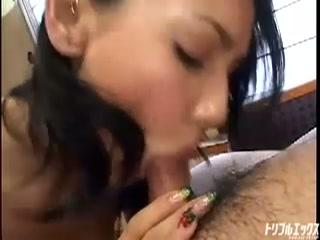 ハーフ美人モデル系の女優が魅せる濃厚なセックス