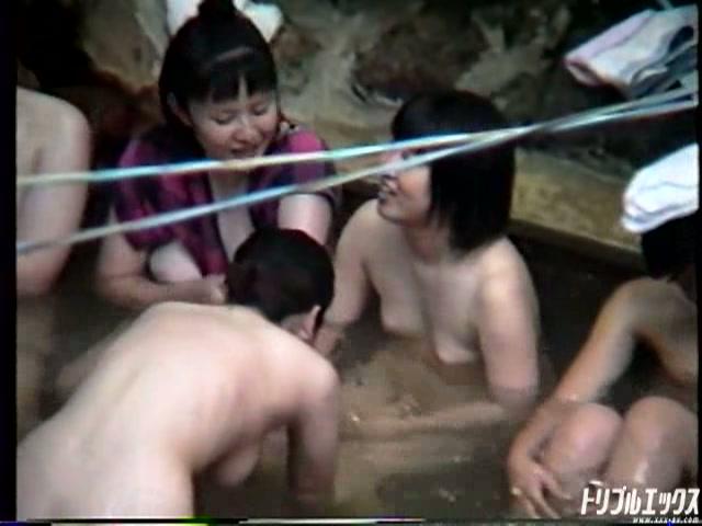 大浴場・露天風呂盗撮 Vol.5