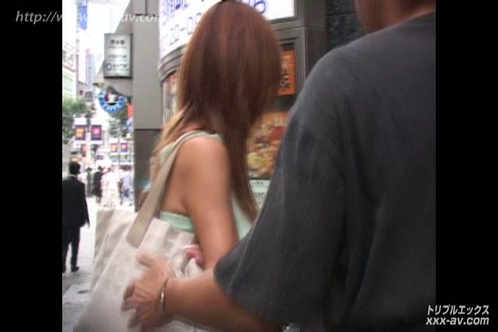 ~素人娘援交白書~37 定番のナンパに引っ掛かった渋谷ギャル