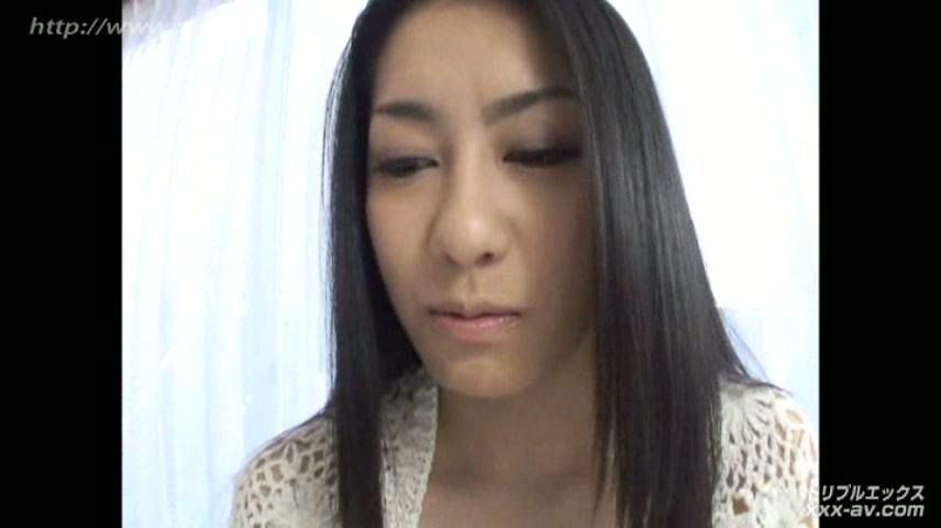 石黒京香 モデル級美女の二穴同時挿入中出しファックvol.01