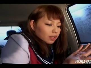 Iカップ美女に強制逆ナンさせて最後にハメる!