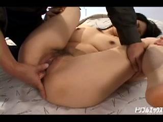 大迫力のHカップ美女を濃厚にハメる!!