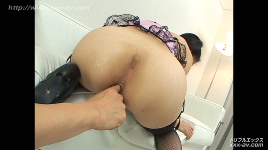 石黒京香 モデル級美女の二穴同時挿入中出しファックvol.02