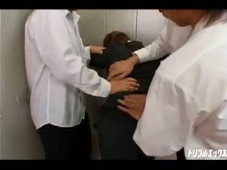 弄ばれるスレンダー女教師!! 完全版