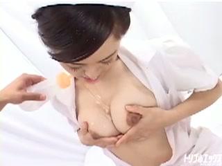 お色気変態ナースに生ハメ生中出しファック!!